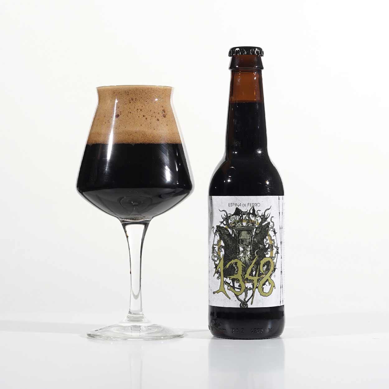 Cervesa 1348 - Espina de Ferro ®