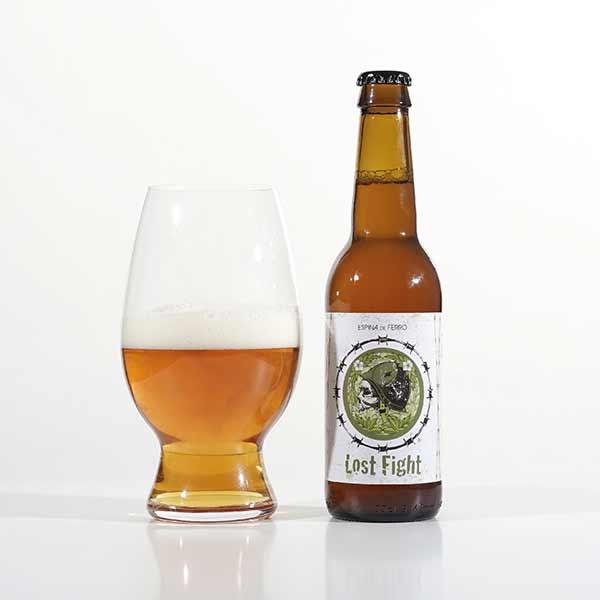 Cervesa Lost Fight - Espina de Ferro ®